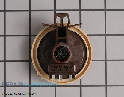 Pressure Switch DC96-01703B Main Product View