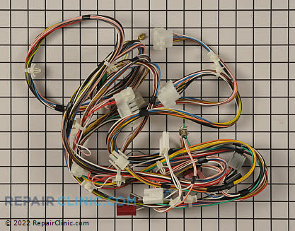 Crosley Dryer Wire Harness