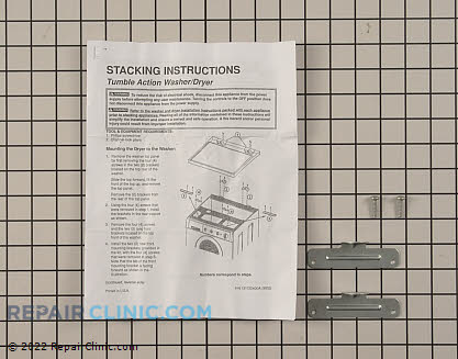 Stacking Kit (OEM)  5303937141 - $7.15