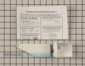 Ice Maker Assembly - Part # 1266031 Mfg Part # WR49X10171