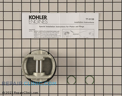 Piston Ring Set, Kohler Engines Genuine OEM  20 874 05-S - $62.25