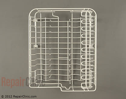 Universal Dishwasher Upper Dishrack Assembly