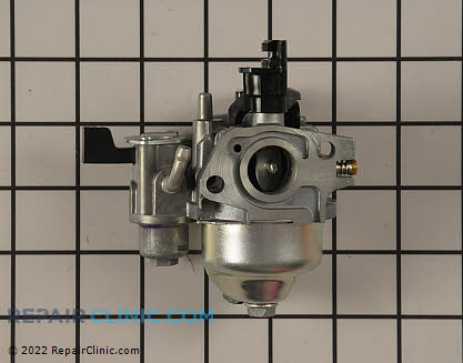 Carburetor, Honda Power Equipment Genuine OEM  16100-ZE1-825