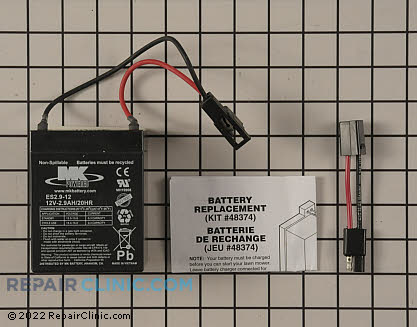 Battery 48374 Main Product View