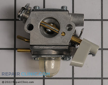 Black Max Carburetor Assembly