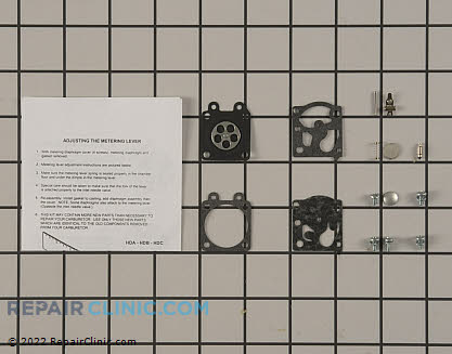 Carburetor Kit (Genuine OEM)  12310052130 - $15.45