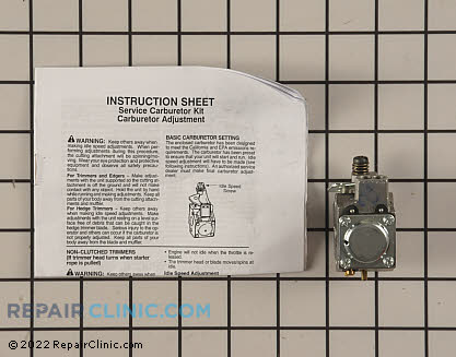 Carburetor (Genuine OEM)  530071638 - $24.15