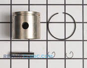 Piston - Part # 1988174 Mfg Part # 530071998