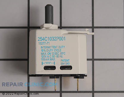 Hotpoint Buzzer Switch