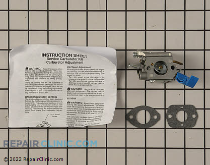 Carburetor Assembly (Genuine OEM)  545081811