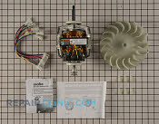 Drive Motor - Part # 1475491 Mfg Part # WE17M47