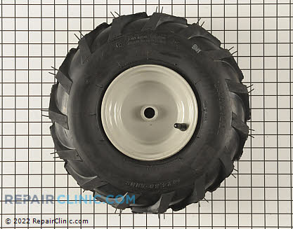 Wheel Assembly 634-0240 Main Product View
