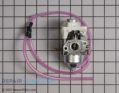Carburetor, Honda Power Equipment Genuine OEM  16100-Z0D-D03