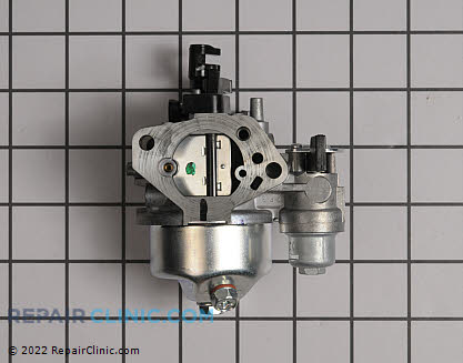 Carburetor, Honda Power Equipment Genuine OEM  16100-ZF6-V01