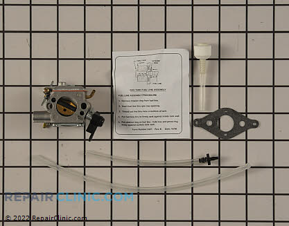 Carburetor (Genuine OEM)  753-05215