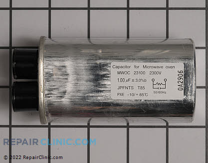 High Voltage Capacitor 414647 Main Product View