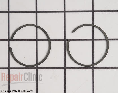 Piston Rings (Genuine OEM)  753-1209