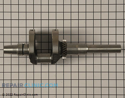 Crankshaft 24 014 371-S Main Product View