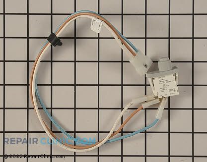 Whirlpool Stove Door Switch
