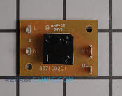 Motor and Control Module - Part # 1052468 Mfg Part # 489036