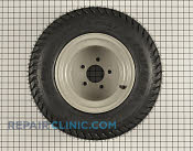 Wheel Assembly - Part # 1774662 Mfg Part # 07100214