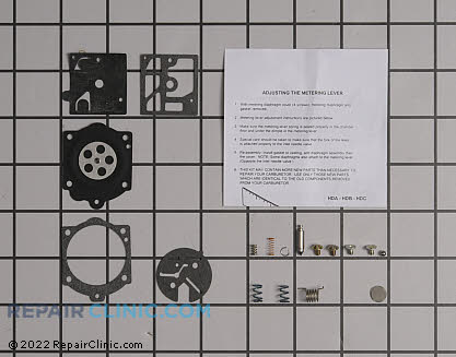 Carburetor Kit (Genuine OEM)  94056