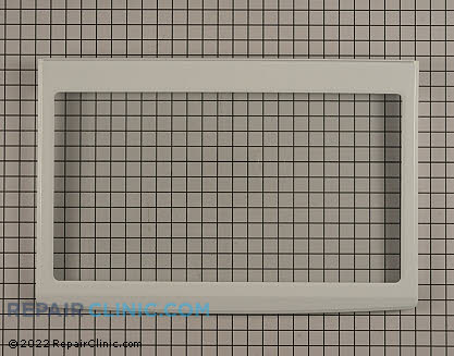 Glass Shelf (OEM)  W10283851