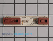 Control Board - Part # 1568307 Mfg Part # SB08086279