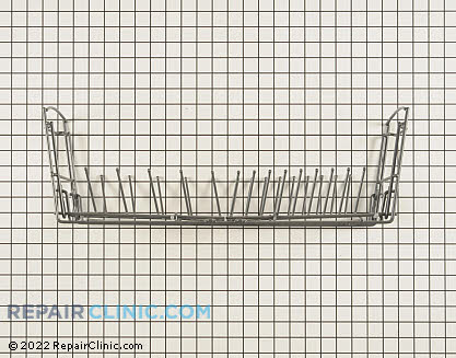 Lower Dishrack Assembly (OEM)  8086695-36