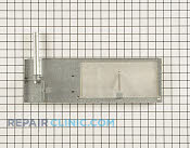 Vent Damper - Part # 1102012 Mfg Part # 487052