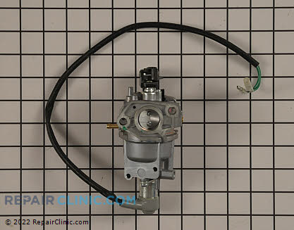 Carburetor, Honda Power Equipment Genuine OEM  16100-ZE3-704