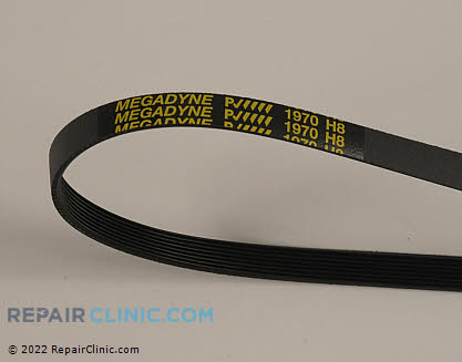 Drive Belt 651009077 Main Product View