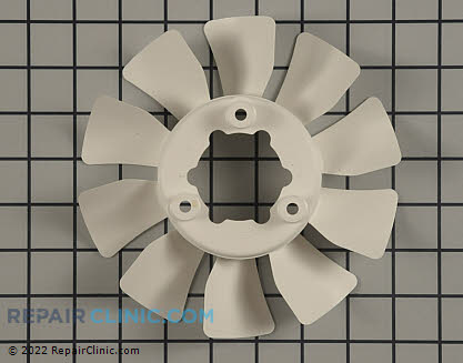 Fan Motor 21544011 Main Product View
