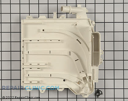 Detergent Dispenser Cover (OEM)  651028491
