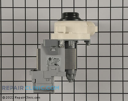Drain Pump W10276397 Main Product View