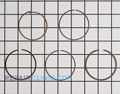 Piston Ring Set - Part # 1796165 Mfg Part # 13010-Z0D-003