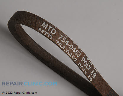 Belt: V-Belt (Genuine OEM)  954-0453 - $20.80