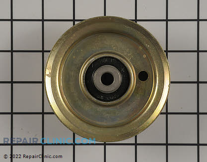 Flat Idler Pulley (Genuine OEM)  177968