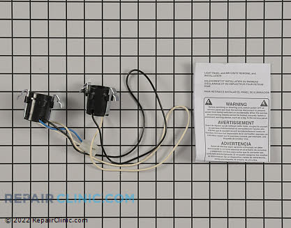 Light Socket (OEM)  SR111630 - $28.45