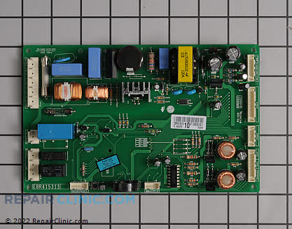 Main Control Board (OEM)  EBR41531310