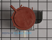 Pressure Switch - Part # 1811501 Mfg Part # WH12X10479