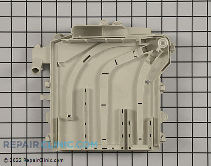 Detergent Dispenser Cover (OEM)  651028004