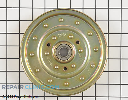 Flat Idler Pulley 116-4667 Main Product View