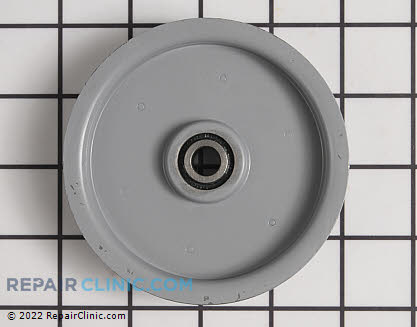 Flat Idler Pulley (Genuine OEM)  34-015