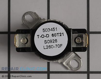 Thermostat WD-7350-03      Main Product View