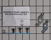 Shock Absorber kit - Part # 1987580 Mfg Part # 530069297