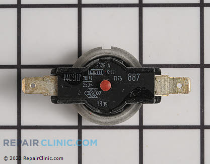 High Limit Thermostat 605401          Main Product View