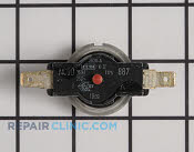High Limit Thermostat - Part # 1386215 Mfg Part # 605401