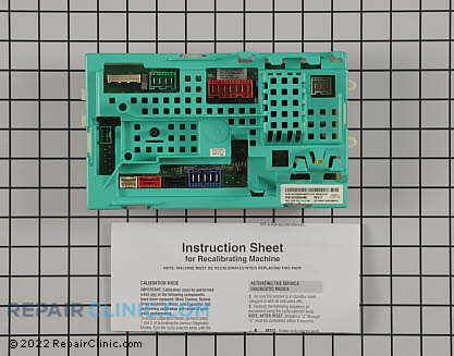 Kenmore Washing Machine Control Board