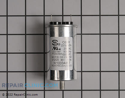 Capacitor (OEM)  W10334457